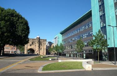 Leicester Hospital